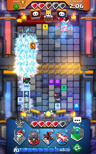 Magic Brick Wars - Epic card battle  screenshots 14