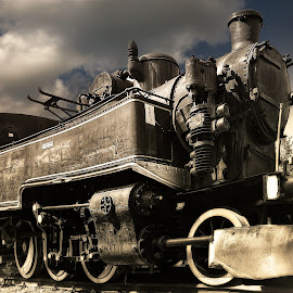 by Manuela Dedić - Transportation Trains (  )