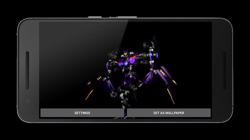 Robot Transformer LWP