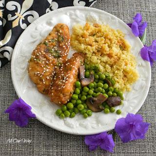 Sticky Chicken Thighs Recipes.