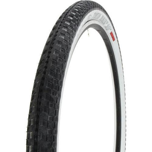 "Halo Twin Rail II Wire Bead Tire, 29er x 2.2"" - White Wall"