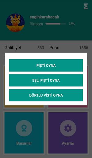 Piu015fti - Tekli, Eu015fli u0130nternetsiz Pisti apkdebit screenshots 3