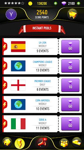 Scorer - Sport Predictions 1.1.0 screenshots 1