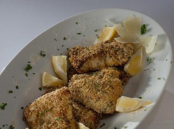 Oven-baked Catfish Recipe