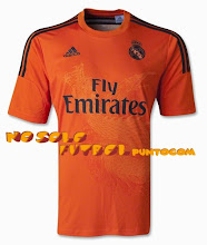 Photo: Real Madrid 2ª Portero * Camiseta Manga Corta * Camiseta Manga Larga