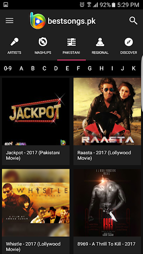 bestsongs.pk 1.4.7 screenshots 5