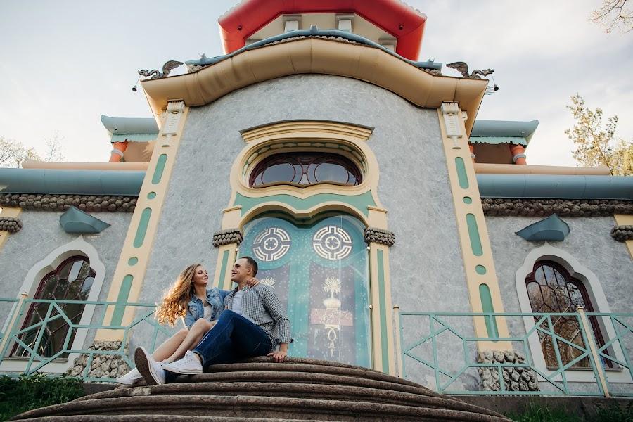 Bröllopsfotograf Nadya Yamakaeva (NdYm). Foto av 24.05.2018