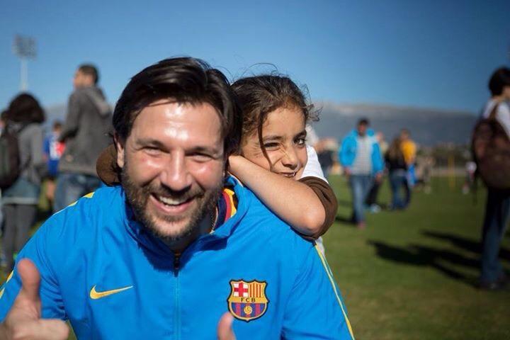 FC Barcelona Player
