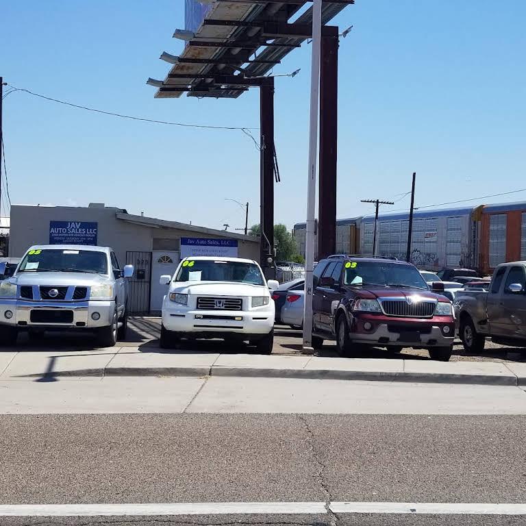 Dk Auto Sales >> Jav Auto Sales Llc Used Car Dealer In Phoenix