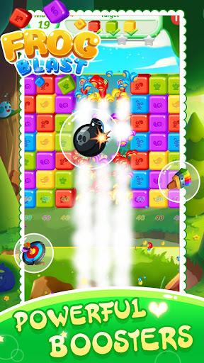 Frog Blast: Tap Cube to Blast 1.1.1 {cheat|hack|gameplay|apk mod|resources generator} 3