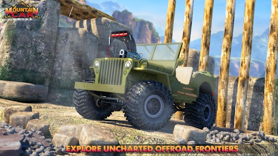 Mountain Car Drive 2019 : Offroad Car Driving SUV Apk  Download For Android 1