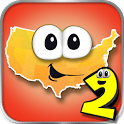 Stack the States® 2 icon