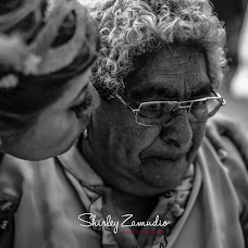Wedding photographer SHIRLEY ZAMUDIO (shirleyzamudio). Photo of 28.07.2015