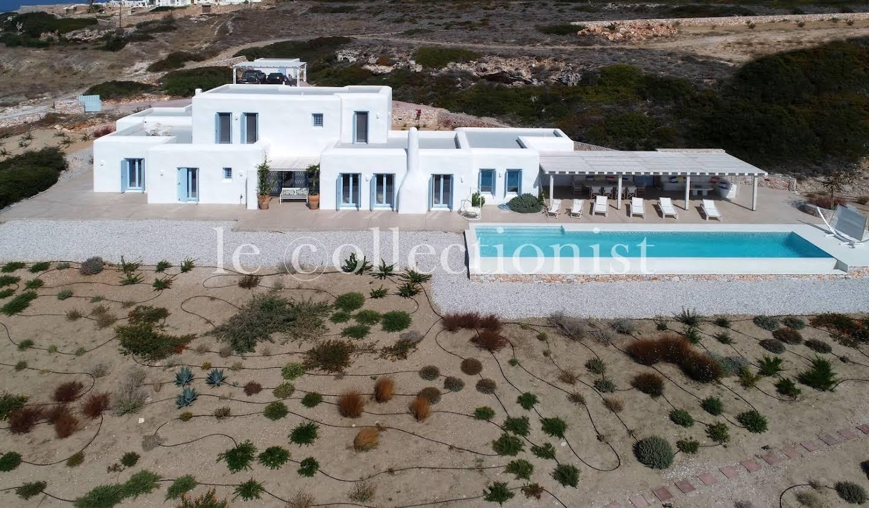 Villa avec piscine Krotiri
