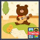 cookibear_ukulele K