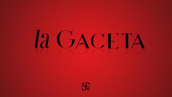 La Gaceta FCE - náhled