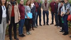 Foto de trabajo del grupo operativo impulsado por Cooperativas Agroalimentarias de Andalucía.