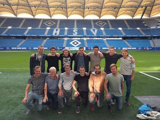 Hamburger SV und v.v. Drienerlo