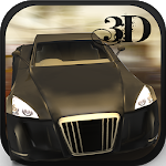 3D Gangster Car Simulator Game icon