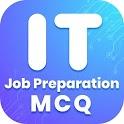 IT job preparation mcq icon