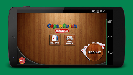Capsa Susun Offline APK Download – Free Card GAME for Android 6