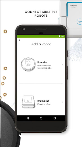 Screenshot for iRobot HOME in United States Play Store