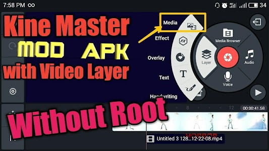 KINEMASTER MOD 1 0 + (AdFree) APK for Android