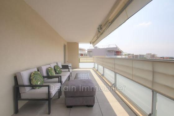 Vente appartement 3 pièces 52,1 m2