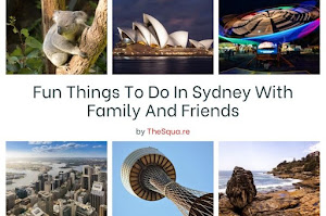 Fun Things To Do In Sydney With Family And Friends