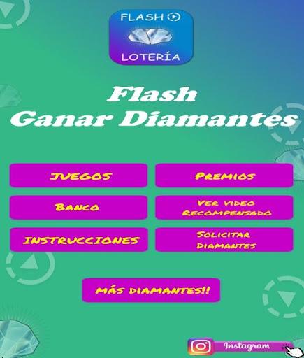 Flash Diamond puntuaciones premiadas screenshots {n} 1