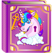 App Unicorn Diary with a Lock apk for kindle fire