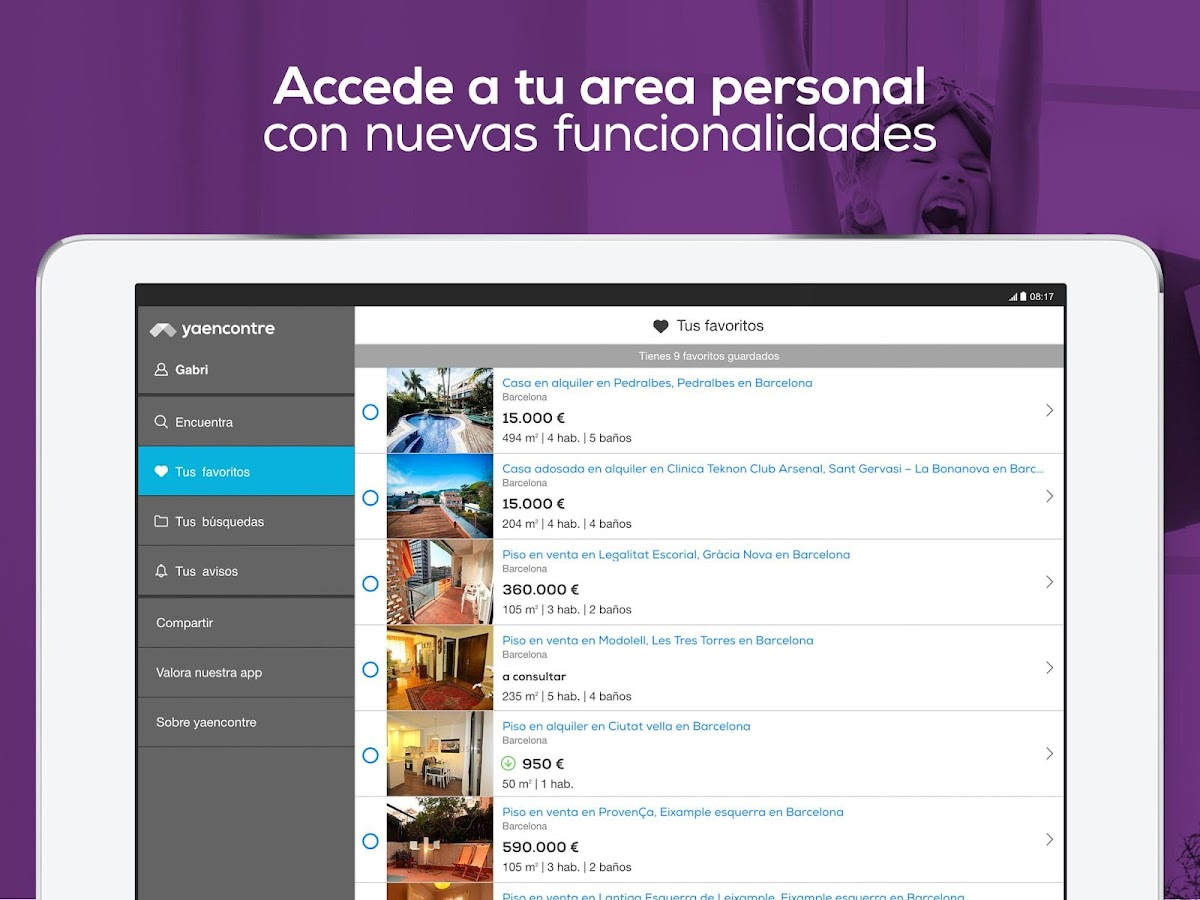 yaencontre - pisos y casas- screenshot