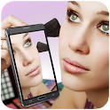 Mirror Makeup Me Prank icon