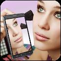 Mirror Makeup Me Prank icon