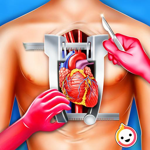 Heart Surgery: ER Doctor Surgeon Simulator Games