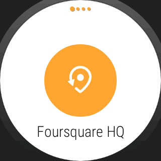 Screenshots of Foursquare Swarm: Check In for iPhone