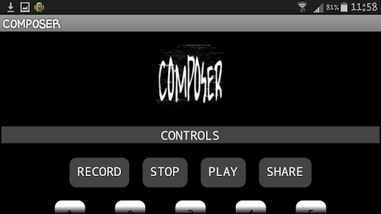 COMPOSER- screenshot thumbnail