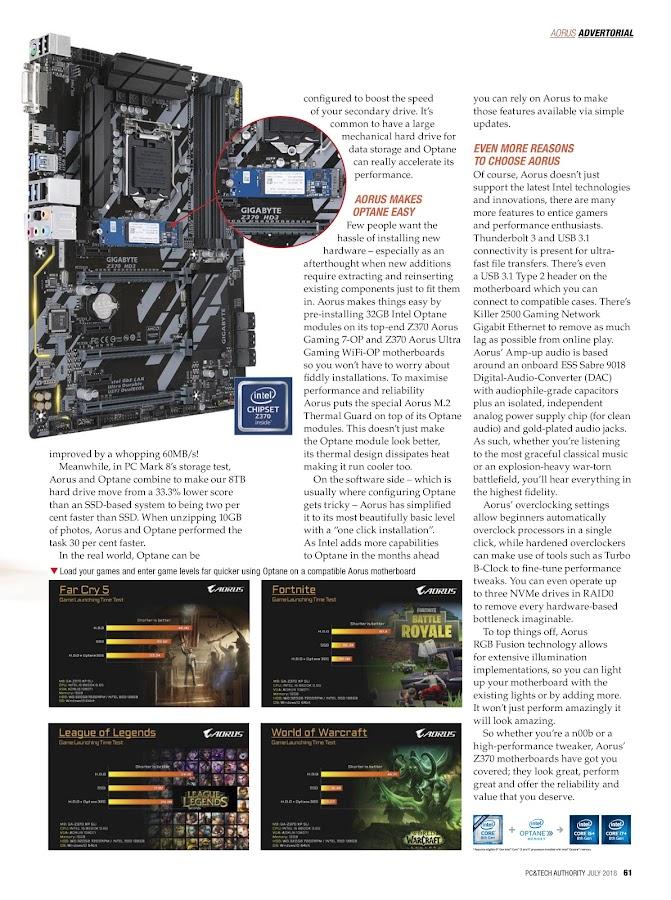 PC & Tech Authority- screenshot
