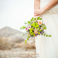 Wedding photographer AGUSTÍN MARÍN (marn). Photo of 05.03.2015