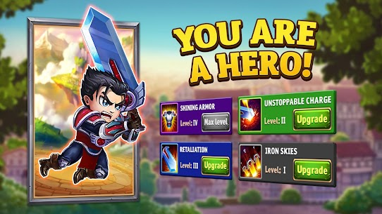 Hero Wars – Hero Fantasy Multiplayer Battles 1