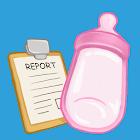 Feed Baby - Breastfeeding icon
