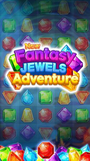 New Fantasy Jewels Adventure: Puzzle Land 1.0.3 screenshots 2