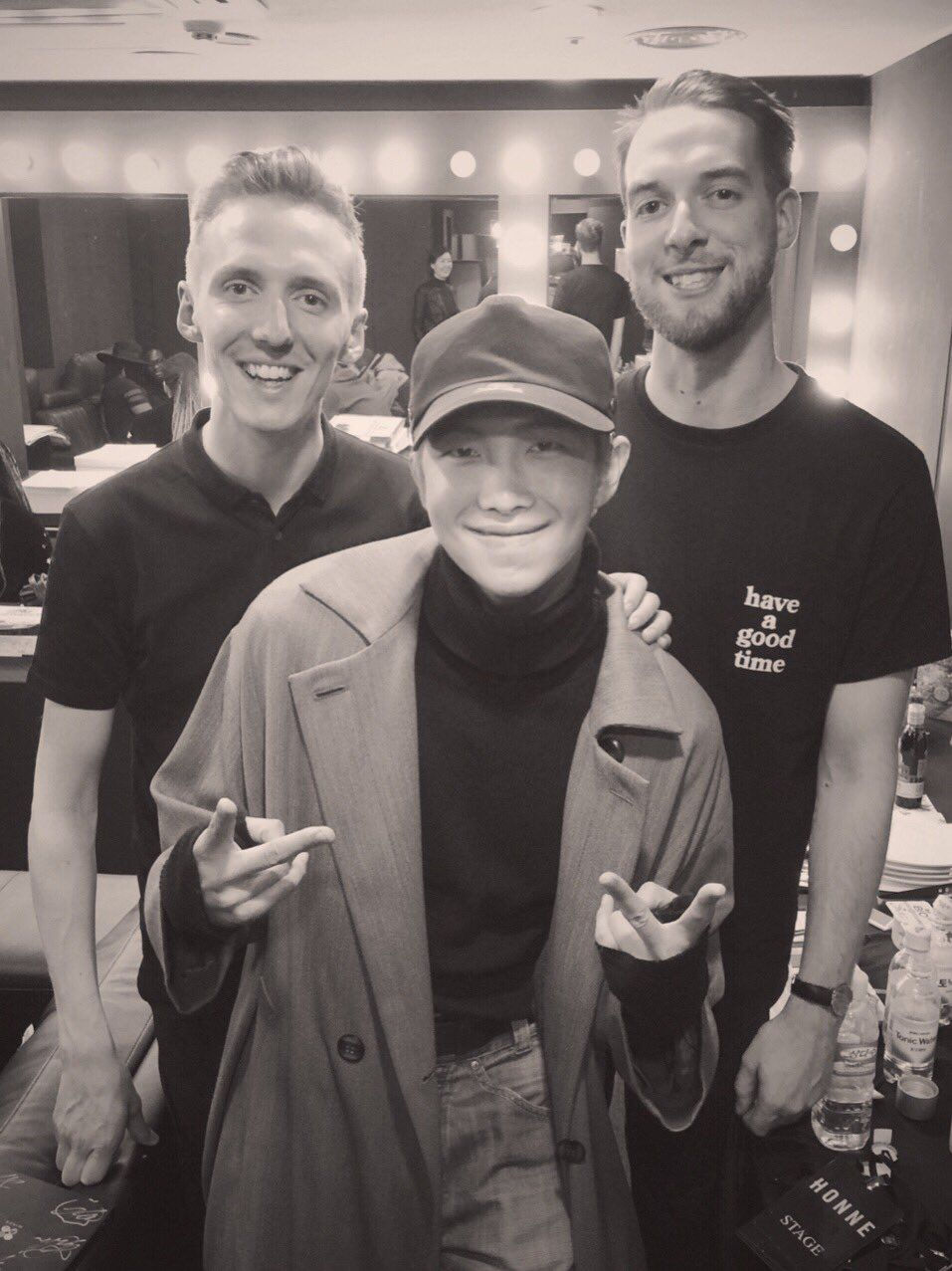 honne with rm
