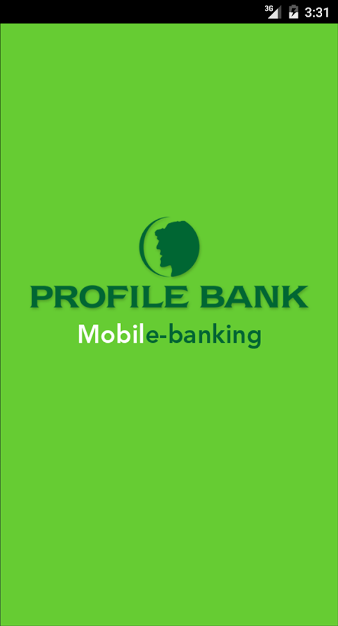 Profile Bank Mobile Banking- screenshot