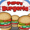 Papas Burgeria Game