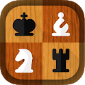 Chess 2Player &Learn to Master icon