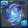 青の妖火玉