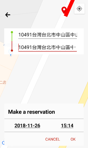 TAXI GO - Passenger CAB MMOBILITY SDN BHD screenshot 5