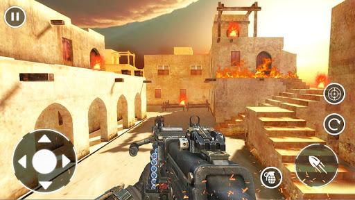 Gun shooter - fps sniper warfare mission 2020 android2mod screenshots 5