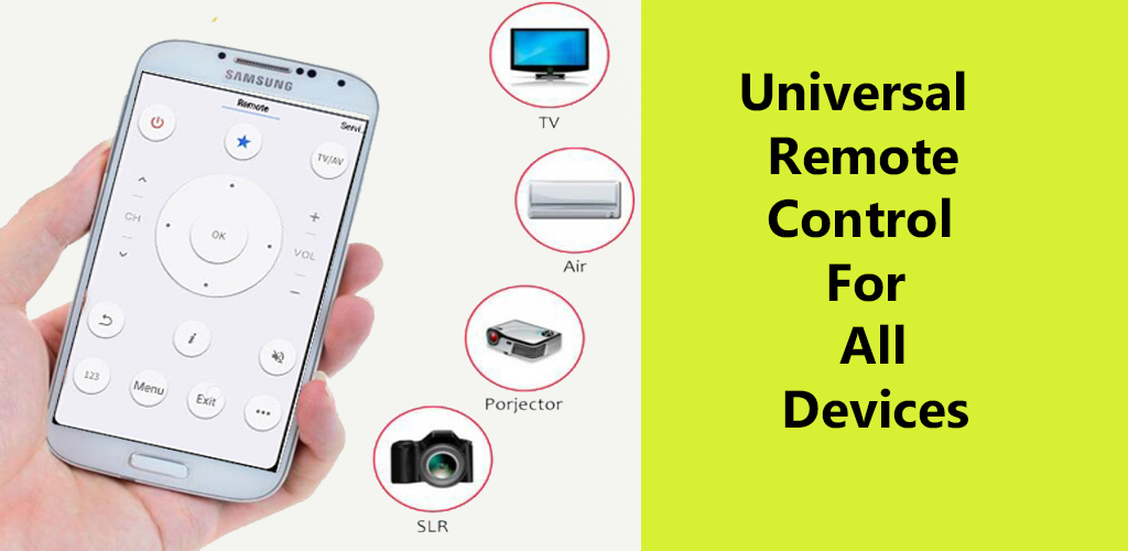 universal remote control for all devices 1 1 Apk Download
